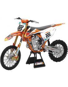 New Ray Toys KTM Tony Cairoli Red Bull Replica Bike 1:6 Scale Toy