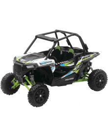 New Ray RZR XP1000 1:18 Scale White Toy Replica