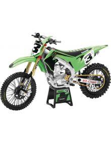 New Ray Toys Kawasaki Tomac Replica Bike 1:12