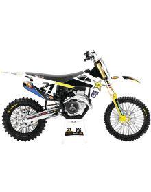 New Ray Toys Husqvarna Anderson Replica Bike 1:12