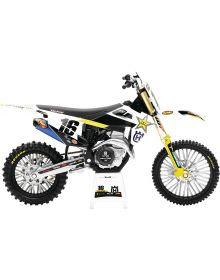New Ray Toys Husqvarna Osborne Replica Bike 1:12