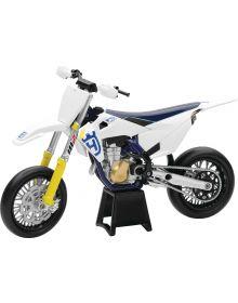 New Ray Toys Husqvarna FS450 Super Moto Replica Bike 1:12