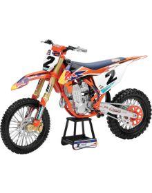 New Ray Toys KTM Red Bull Cooper Replica Bike 1:10