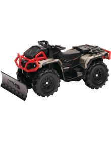 New Ray Toys Can-Am Outlander MR1000 W/Plow Replica ATV 1:20