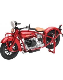 New Ray Toys Indian 1930 Red Street Replica Bike 1:12