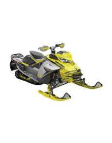 New Ray Toys Ski-doo MXZ X-RS Replica Snowmbile 1:20 Yellow