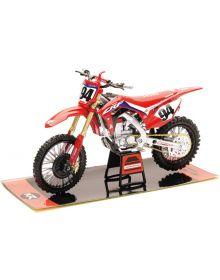 New Ray Toys Honda HRC Ken Roczen Replica Bike 1:12