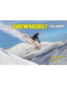 Moto365 2021 Calendar Snow