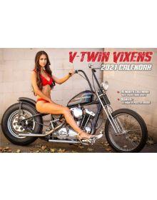 Moto365 2021 Calendar V-Twin Vixens