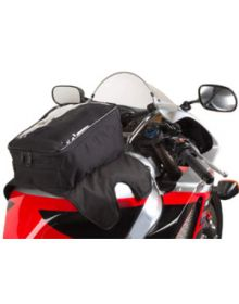 Dowco Tankbag Luggage Standard Black - Magnetic Mount