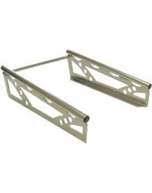 Skinz Universal Aluminum Tunnel Luggage Rack