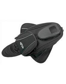 Joe Rocket Manta Magnetic Tankbag Black
