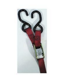 Ancra Tiedown 13 Foot Red
