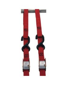 Ancra Quick Strap Tiedown 4500Lb Red