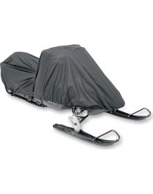 Parts Unlimited Snowmobile Cover Black Small