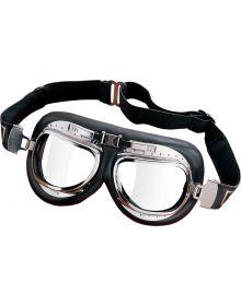 Roadhawk Contour Goggle Clear