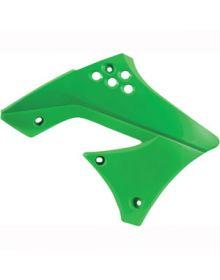 Acerbis Radiator Shrouds KXF250 09-11 Green