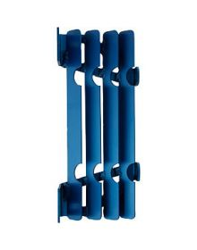 Panik Rev Racing Radiator Guards Blue RM85