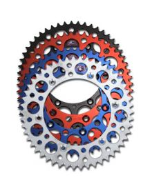 Renthal Rear Sprocket 224U-51 Black - SX125/250 94-08