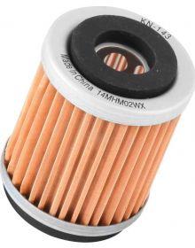K&N Oil Filter Kn-143 Xt/Tt - Kn-143