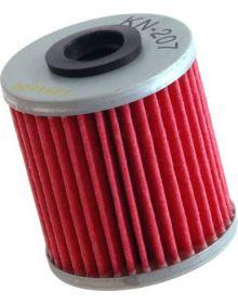 K&N Oil Filter KN-207 KXF250 - KXF250 04-09/RMZ250/450 04-09