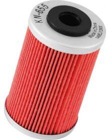 K&N Oil Filter KN-655 KTM 250SXF 05-08