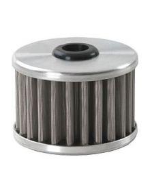 Filtron Oil Filter Stainless - LRG Element KTM 05-09
