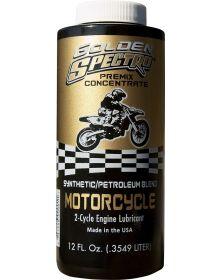 Spectro Golden 2-Stroke Oil 12oz
