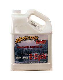 Spectro Snowmobile Injector Oil 1 Gallon