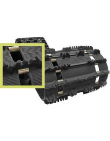 Camoplast Snowmobile Track Rip Saw 13.5X128 1.25Lug