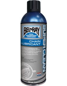 Bel-Ray Super Clean Chain Lube 400ml Aerosol