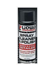 Liquid Performance Spray Polish