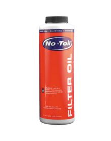 No-Toil Filter Oil 16oz Biodegradable