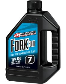 Maxima Racing Fork Fluid 7 WT - 1 Liter Bottle