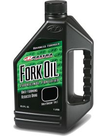 Maxima Fork Oil 20 WT - 16 Ounce Bottle