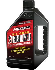 Maxima Fuel Storage Stabilizer - 8 Ounce Bottle