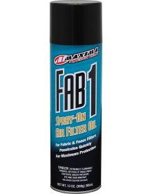 Maxima Fab1 Filter Oil Spray - 13 Ounce Aerosol