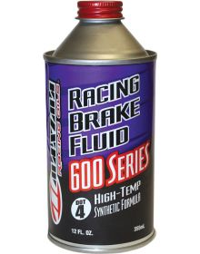 Maxima Brake Fluid DOT 4 - 12 Ounce Bottle