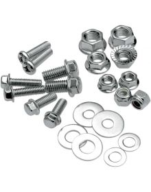 Nuts & Bolts Assorted 22 Pack Zinc