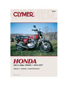 Clymer Repair Manual M-323 Honda 74-77 - M323
