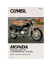 Clymer Repair Manual M-324-5 Honda 78-03 - M324