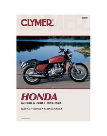Clymer Repair Manual M-340 Honda 75-83 - M340