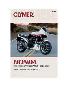 Clymer Repair Manual M-349 Honda Vf 83-85 - M349