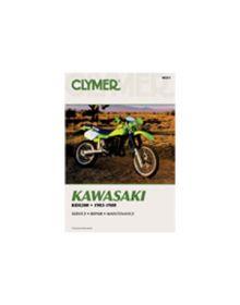 Clymer Repair Manual M-351 Kawasaki 83-88 - M351