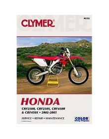 Clymer Repair Manual M-352 Honda CRF