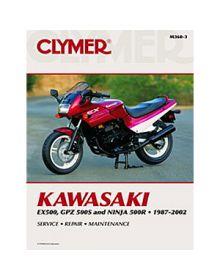 Clymer Repair Manual M-360-3 Kawasaki 500