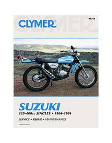 Clymer Repair Manual M-369 Suzuki 64-81 - M369