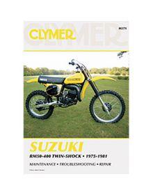 Clymer Repair Manual M-371 Suzuki 75-81 - M371