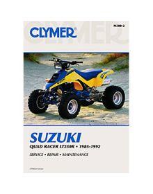 Clymer Repair Manual M-380-2 Suzuki Lt250 - M380