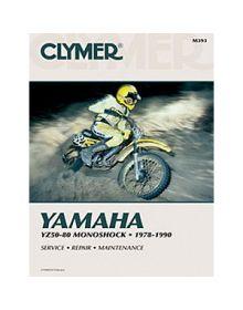 Clymer Repair Manual M-393 Yamaha 78-90 - M393